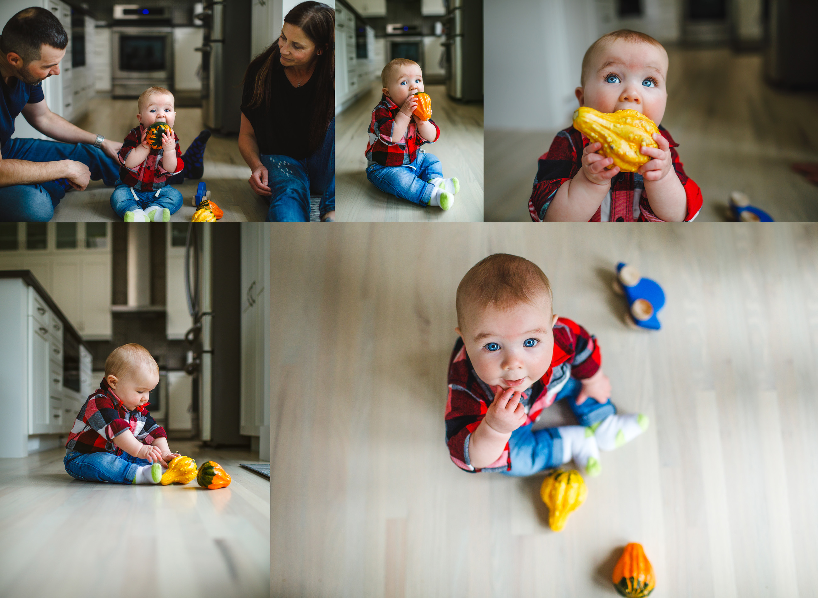 six month photos